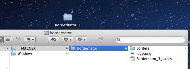 01 - Locating the Bordernator ZIP file